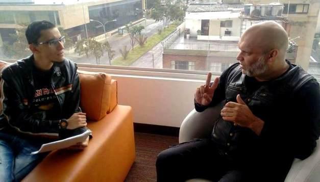 Entrevista a Blaze - Foto