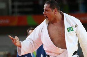Judoca brasilero