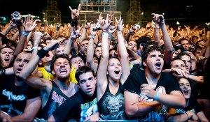 Iron Maiden fans