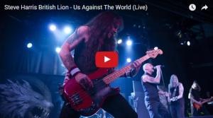 Steve British Lion Live