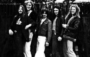 Iron Maiden 1977