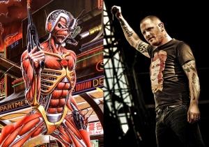 Iron Maiden SIT & Corey Taylor